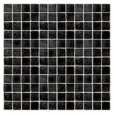 Egyptian Glass Onyx 12 in. x 12 in. x 6 mm Glass Face-Mounted Mosaic Wall Tile