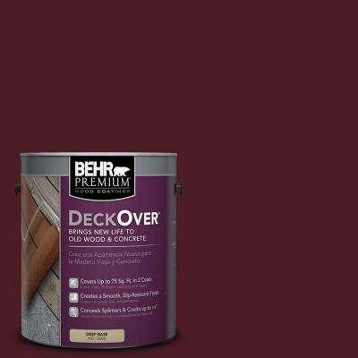 #SC-106 Bordeaux Premium DeckOver