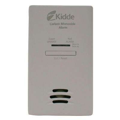 Plug In Carbon Monoxide Alarm with Battery Back-Up