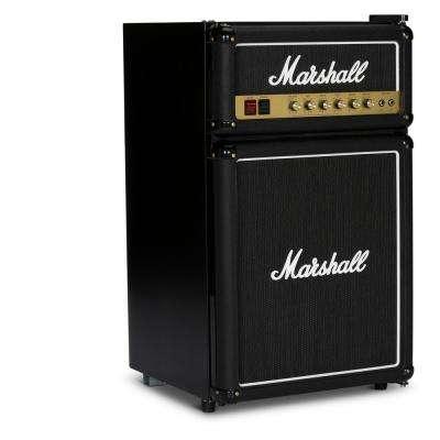 3.2 cu. ft. Mini Refrigerator Medium Capacity in Black