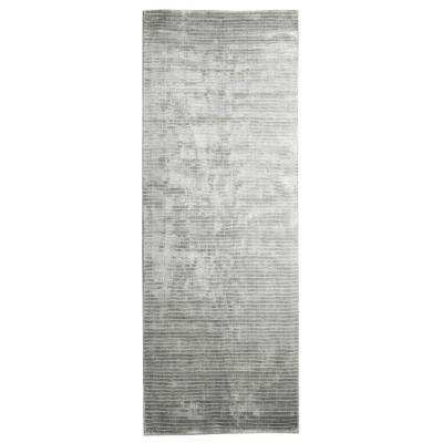 Luminous Silver 2 ft. 6 in. x 8 ft. Rug Runner