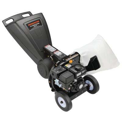 RM45 2 in.208cc OHV Tip-Down 2-in-1 Gas Chipper Shredder