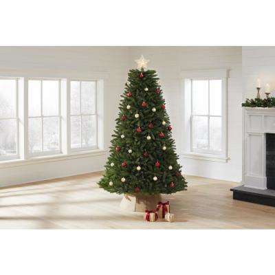 7.5 ft Dunhill Fir Unlit Artificial Christmas Tree