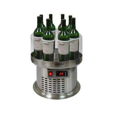 8-Bottle Open Wine Cooler