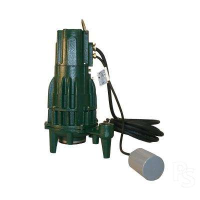 Shark WD820 2 HP Grinder Pump-DISCONTINUED