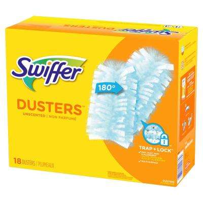 180 Unscented Multi-Surface Duster Refills (18-Count)