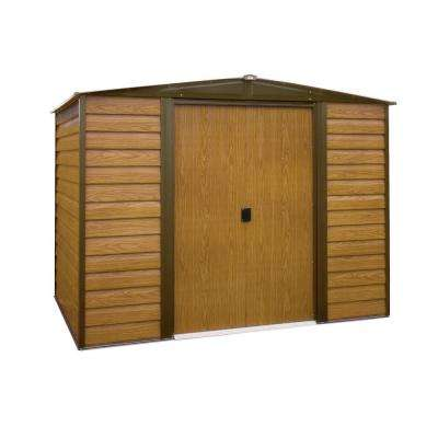 Woodridge 10 ft. x 6 ft. Metal Storage Building