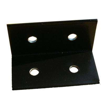 Screen Room Bronze L-Angle Capri Clip with Fasteners
