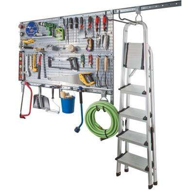 4 in. x 24 in. Utility Board and Accessory Set (63-Piece)