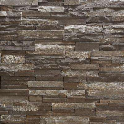Imperial Stack Stone Black Falls 10 lin. ft. Corners Handy Pack