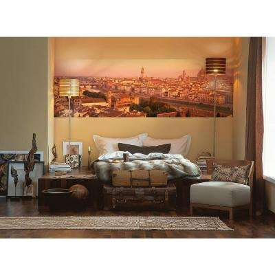 50 in. x 145 in. Florence Wall Mural