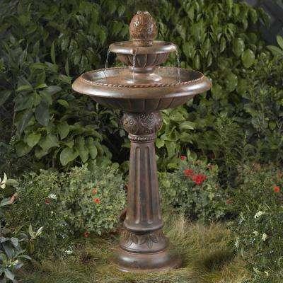 Ananas Pineapple Tier Outdoor Fountain