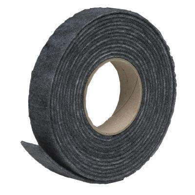 E/O 1-1/4 in. x 17 ft. Nail-On Felt Weather Seal