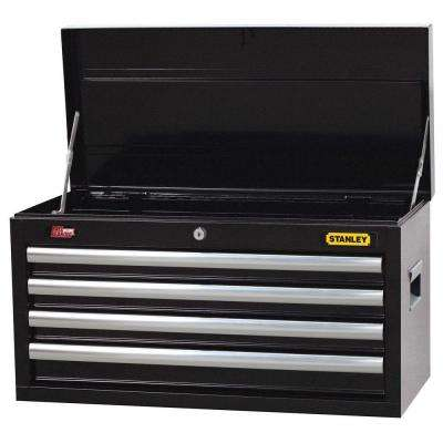 26 in. 4-Drawer Tool Chest in Hammertone