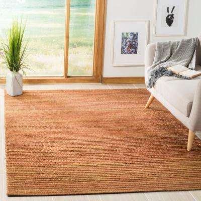 Cape Cod Rust 6 ft. x 9 ft. Area Rug