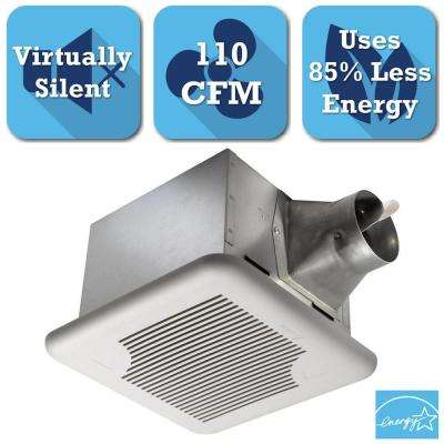 Signature Series 110 CFM Dual Speed Ceiling Exhaust Bath Fan