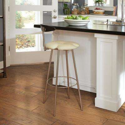 Canyon Hickory Taos 3/8 in. T x 5 in. W x Varying Length Engineered Hardwood Flooring (23.66 sq. ft. /case)