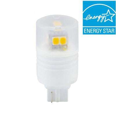 11W Equivalent Soft White T5 Non Dimmable LED Light Bulb