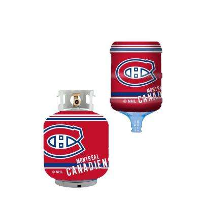 Montreal Canadians Propane Tank Cover/5 Gal. Water Cooler Cover