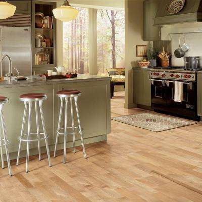 American Originals Country Natural Maple 3/8in.T x 3in.W x Varying L Click Lock Engineered Hardwood Flooring (22 sq.ft.)
