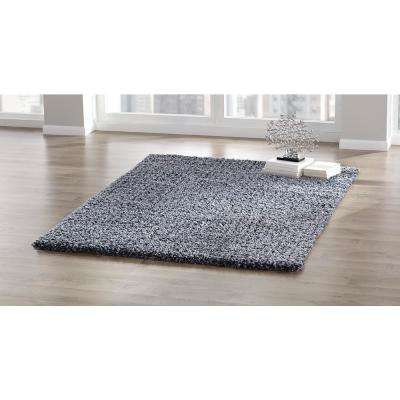 Elegance Shag Blue 5 ft. x 7 ft. Area Rug