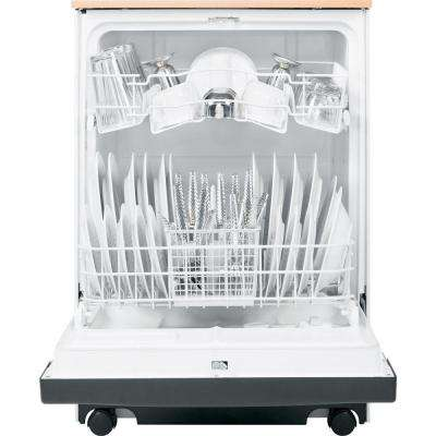 Convertible Portable Dishwasher in Black