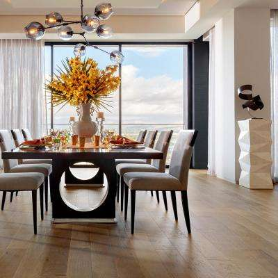 Hickory Bayside 1/2 in. Thick x 6-1/2 in. Wide x Varying Length Engineered Hardwood Flooring (976.80 sq. ft. / pallet)