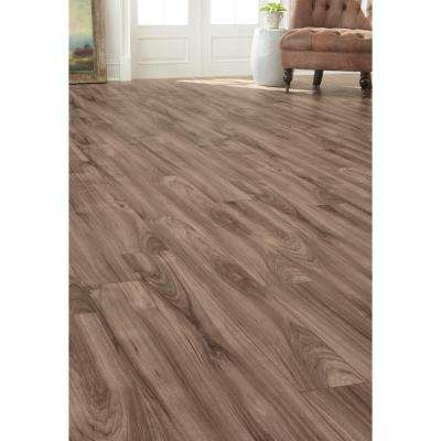 Driftwood Hickory 10 mm Thick x 6.26 in. Wide x 54.45 in. Length Laminate Flooring (18.94 sq. ft. / case)