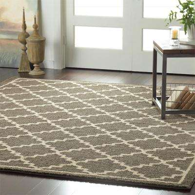 Winslow Walnut 8 ft. x 10 ft. Indoor Area Rug