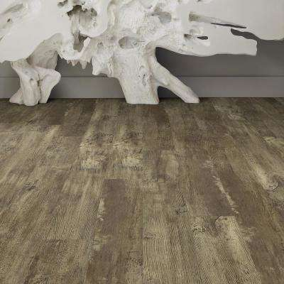 Jefferson 7 in. x 48 in. Barn Board Resilient Vinyl Plank Flooring (18.68 sq. ft. / case)