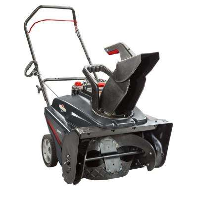 22 in. 208cc Single Stage Gas Snowthrower