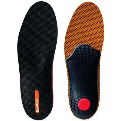 Worker - active foot support for working shoes