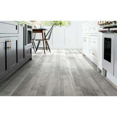 Calhan Multi-Strip 12mm Thick x 8.03 in. Wide x 47.64 in. Length Laminate Flooring (15.94 sq. ft. / case)