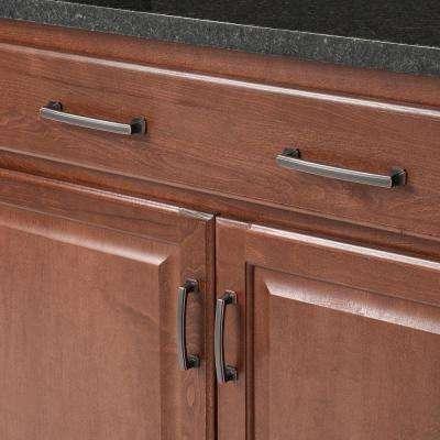 bronze 5 drawer pulls cabinet hardware the home depot rh homedepot com