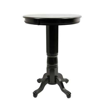Florence Pub Table in Black