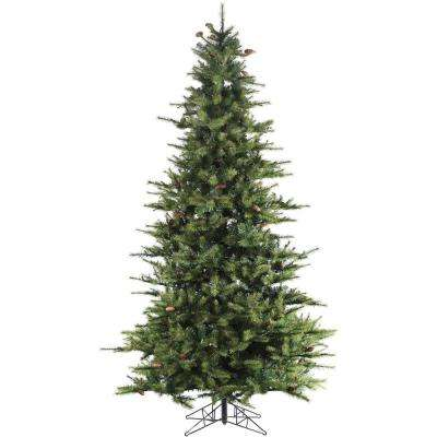 10 ft. Unlit Southern Peace Pine Artificial Christmas Tree