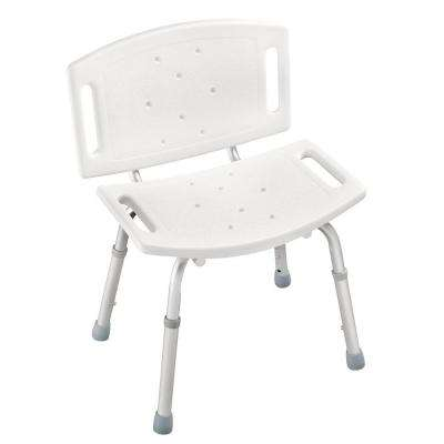 Adjustable Tub and Shower Chair