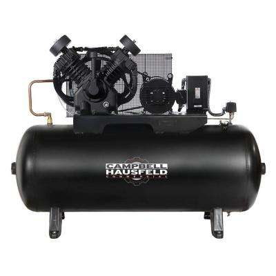 120 gal. 10 HP 2-Stage Air Compressor