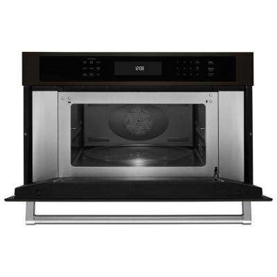 1.4 cu. ft. Built-In Microwave in Black Stainless with PrintShield Finish