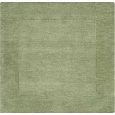 Foxcroft Forest 6 ft. x 6 ft. Square Indoor Area Rug