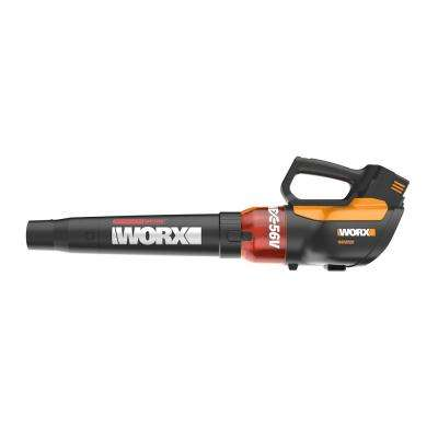Turbine 125 MPH 465 CFM 56-Volt Lithium-Ion Cordless Blower (Bare Tool)