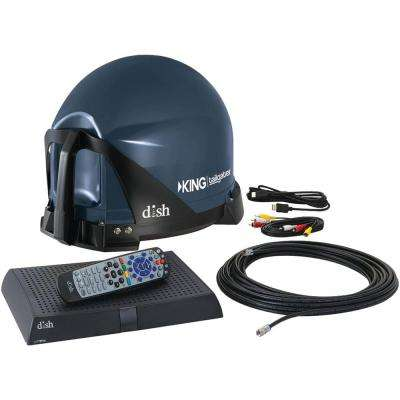 Tailgater Kit with DISH HD Receiver