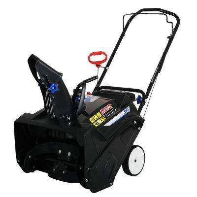 20 in. Single-Stage Recoil Start 87cc Gas Snow Blower