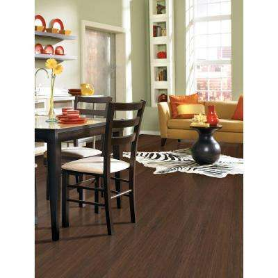 Scraped Hickory Ember 1/2 in. Thick x 5 in. Wide x Random Length Engineered Hardwood Flooring (31 sq. ft. / case)