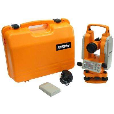 5-Second Electronic Digital Theodolite