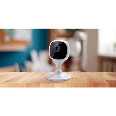Wireless 1080p Wi-Fi Mini Eco Cube Surveillance Camera