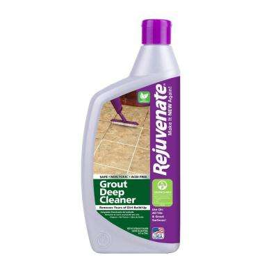 24 oz. Bio-Enzymatic Tile and Grout Deep Cleaner