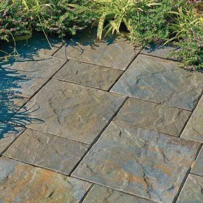 11.81 in. L x 7.87 in. W x 1.97 in. H Bluestone Concrete Paver Taverna (192-Pieces/124 sq. ft./Pallet)
