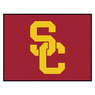 University of Southern California 2 ft. 10 in. x 3 ft. 9 in. All-Star Rug