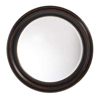 Tahoe 33 in. Framed Mirror in Bronze-DISCONTINUED